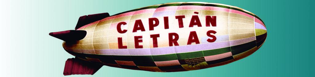 Logotipo Capitán Letras