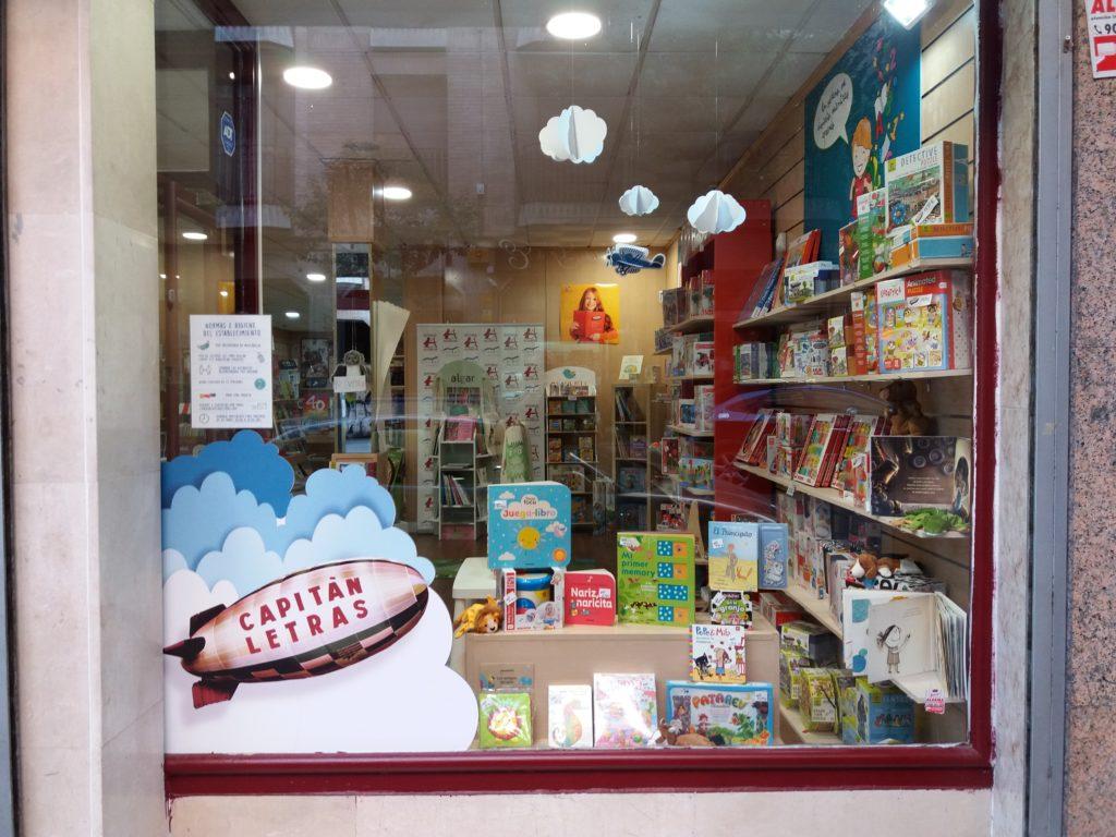 Franquicias librerías infantiles