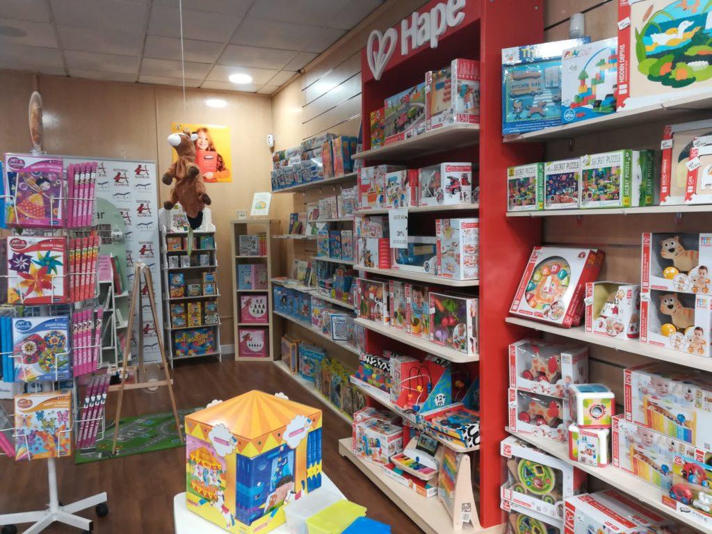 Librerías infantiles Madrid