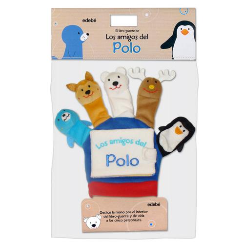 Los libros guante: Los amigos del Polo