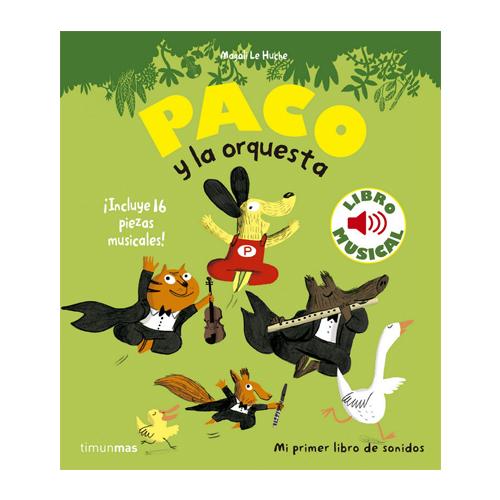 Paco y la orquesta