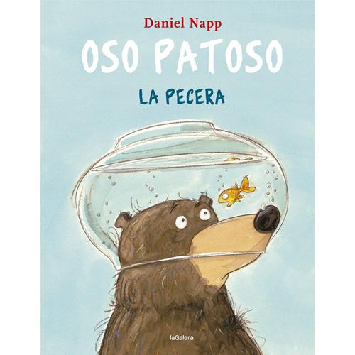 Libro infantil Oso Patoso
