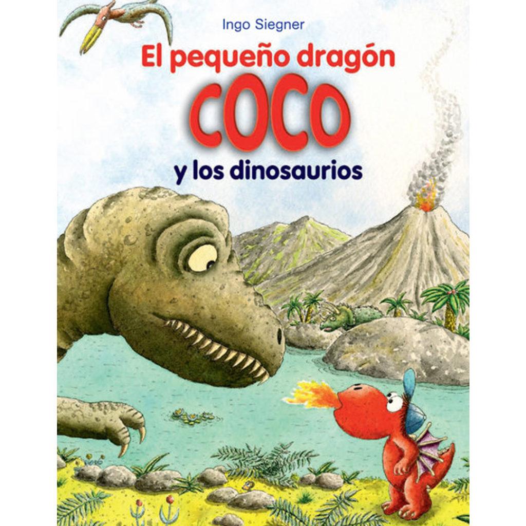 Libro infantil COCO