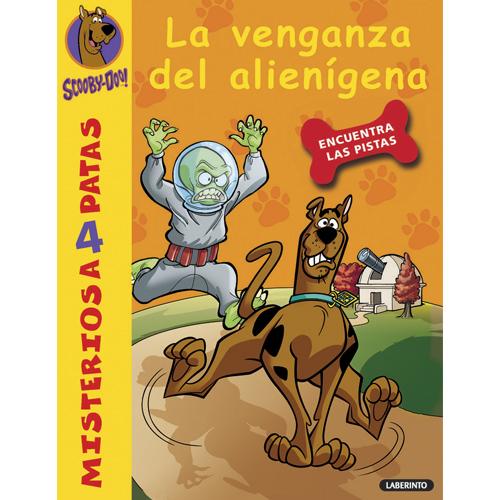 Scooby-doo 30: La venganza del alienígena