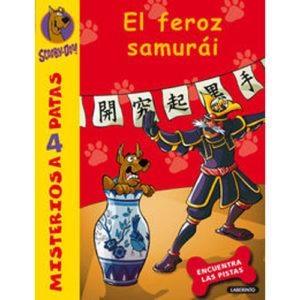Scooby-doo 33: El feroz samurai