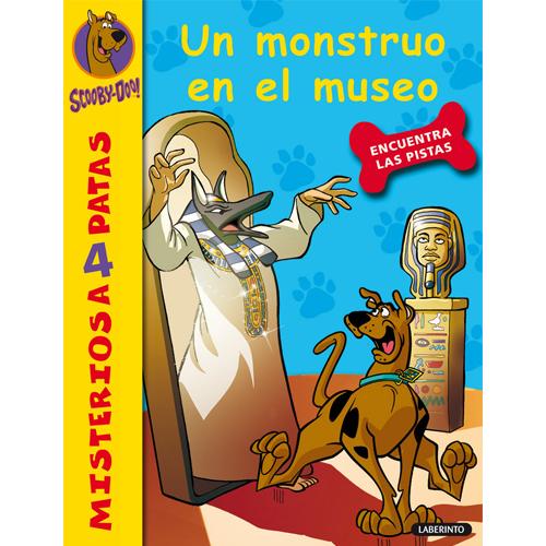 Scooby-Doo 35: Un monstruo en el museo