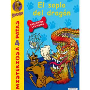 Scooby-doo 29: El soplo del dragón