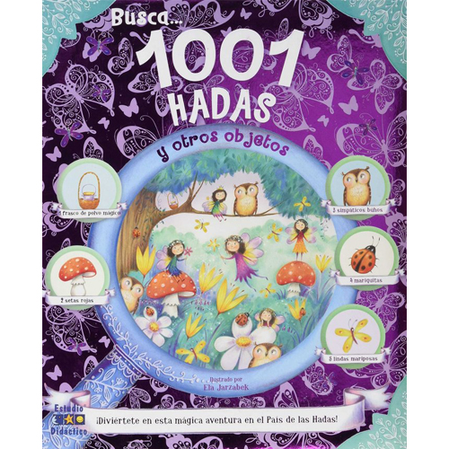 Busca 1001 hadas y otros objetos