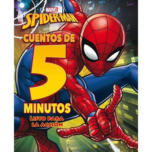 Cuentos de 5 minutos: Spiderman