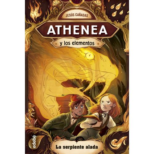 Athenea y los elementos 3: La serpiente alada