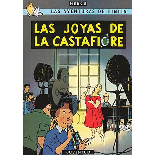 Las aveturas de Tintín: Las joyas de Castafiore