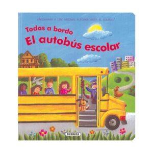 Todos a bordo: El autobús escolar