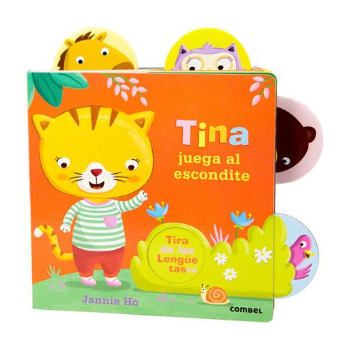 Tina juega al escondite de Jannie Ho