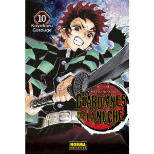 Libro Guardianes de la noche 10