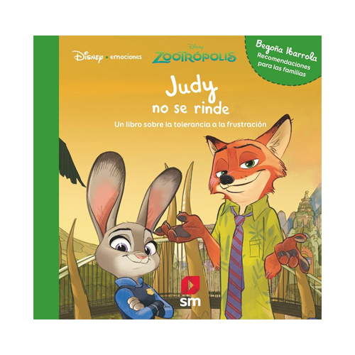 Judy no se rinde