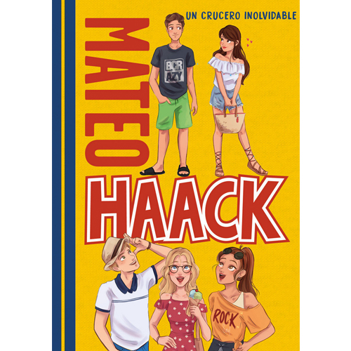 Mateo Haack 2: Un crucero inolvidable