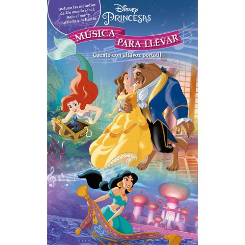 Disney princesas: Cuentos para llevar