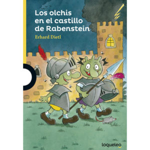 Los olchis en el castillo de Rabenstein