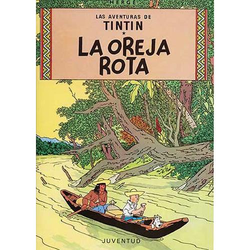 Las aventuras de Tintín: La oreja rota