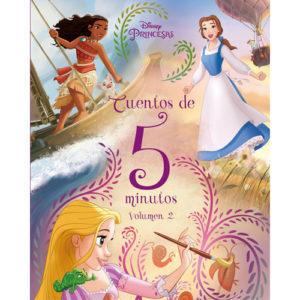 Cuentos en 5 minutos: Princesas
