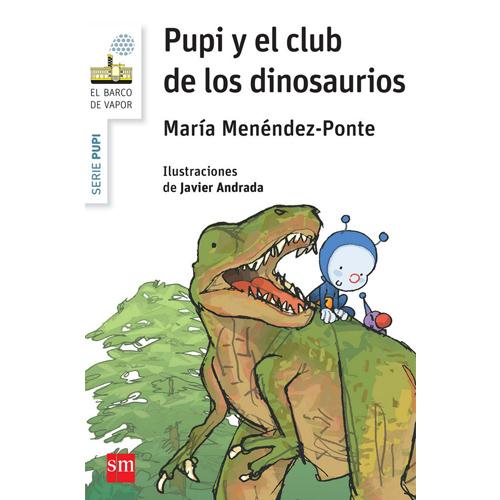 Pupi y el club de los dinosaurios