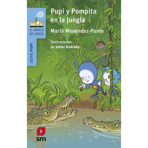 Pupi y Pompita en la jungla
