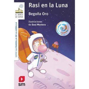 Rasi en la Luna