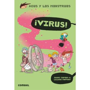 Agus y los monstruos: ¡Virus!