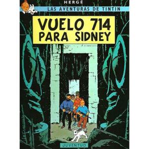 Las aventuras de Tintín: Vuelo 714 a Sidney