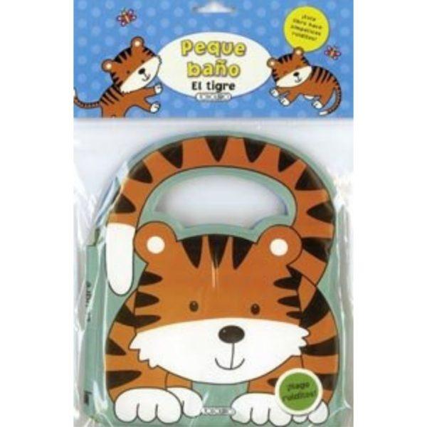 Tigre, el libro de baño
