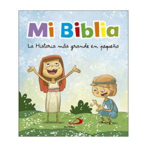 Mi biblia. La historia más grande en pequeño