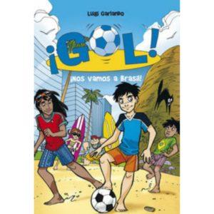 Gol 2: Nos vamos a Brasil
