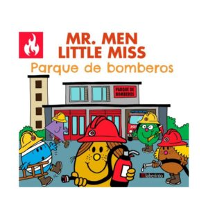 Mr. Men Little Miss: Parque de bomberos