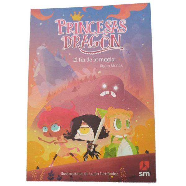 Princesas Dragón 10: El fin de la magia