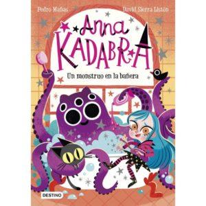 Anna Kadabra 3: Un monstruo en la bañera