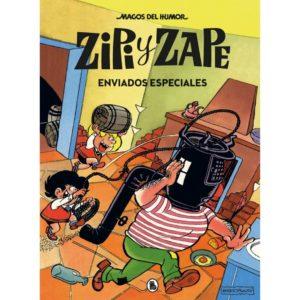 Zipi y Zape. Enviados especiales de Josep Escobar