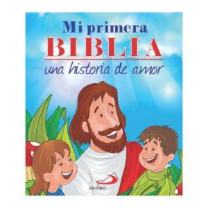 Mi primera biblia, una historia de amor