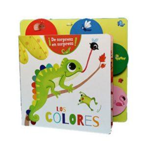 De sorpresa en sorepresa: Los colores