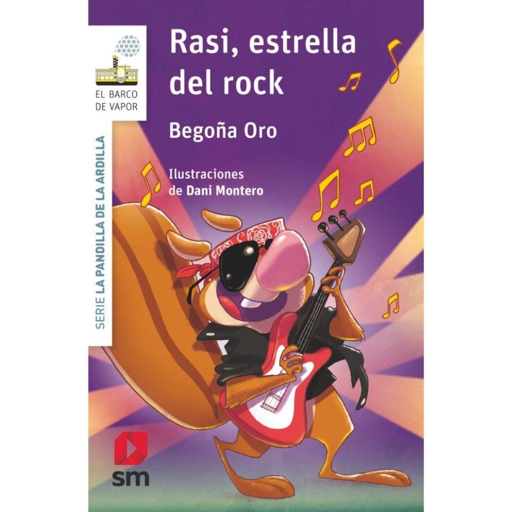 Rasi estrella del rock