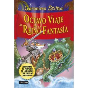 Geronimo Stilton: Octavo viaje al Reino de la Fantasía