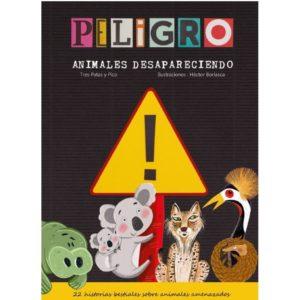 Peligro: Animales desapareciendo