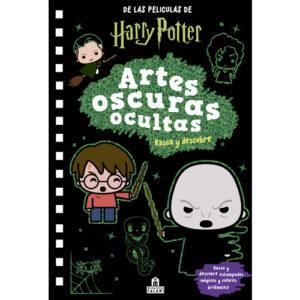 Artes oscuras ocultas de Harry Potter