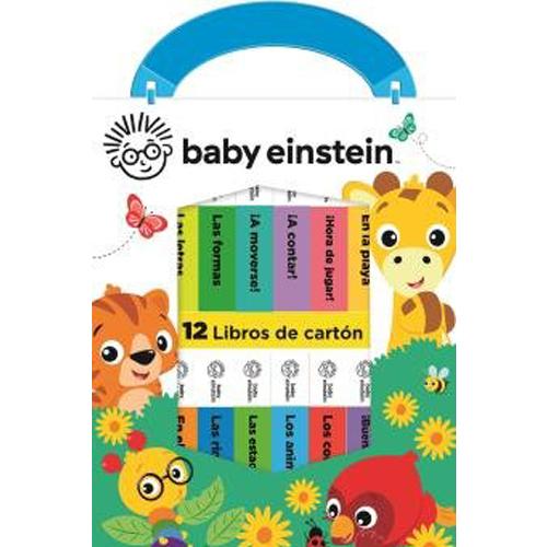 Mi primera librería Baby Einstein