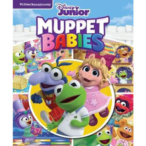 Busca y encuentra: Muppet Babies