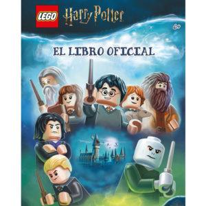 Libro oficial de Lego Harry Potter