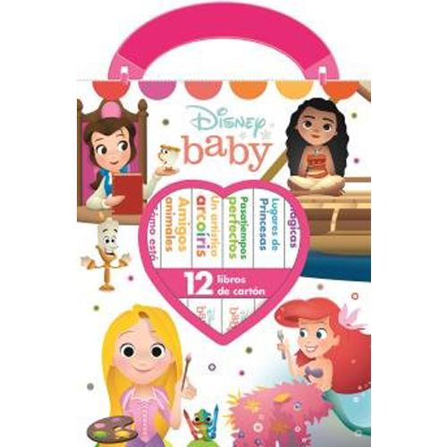 Mi primera librería: Disney princesas baby