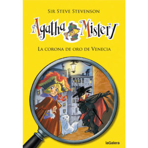 Agatha Mistery 7: La corona de oro de Venecia