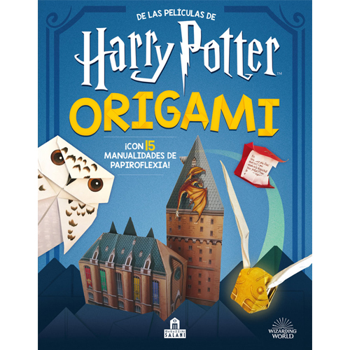 Origami Harry Potter