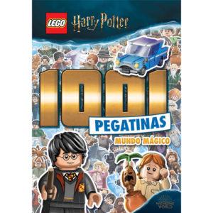 Harry Potter 1001 Pegatinas mundo mágico