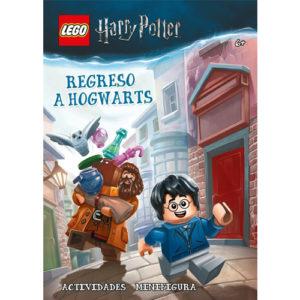 Regreso a Hogwarts Lego Harry Potter